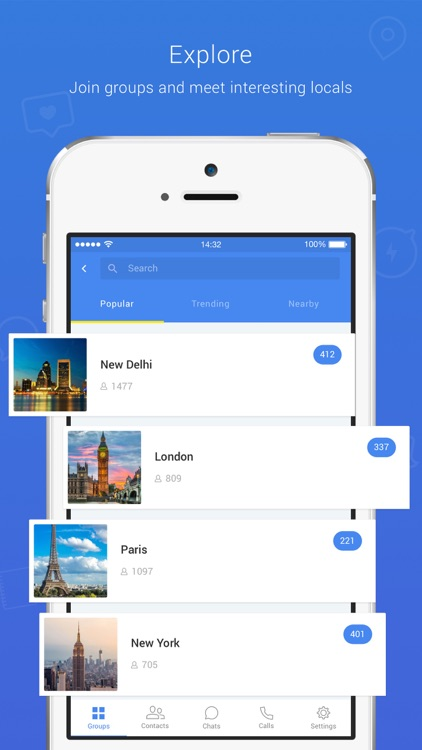 YapApp video calls & chat screenshot-4
