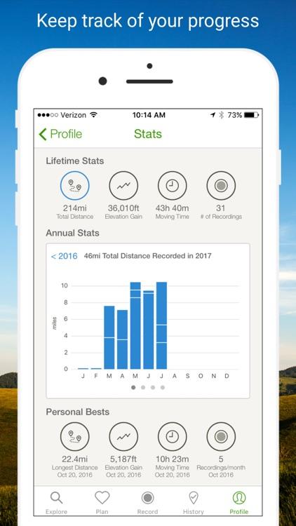 AllTrails - Hiking & Running screenshot-4