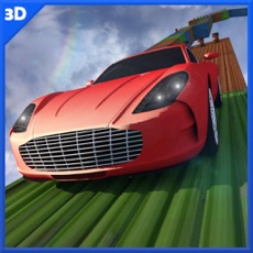 Activities of Impossible 3D Car Tracks Drive