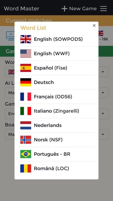 Word Master - Pro screenshot1