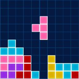 Block Game - Retro Brick Game