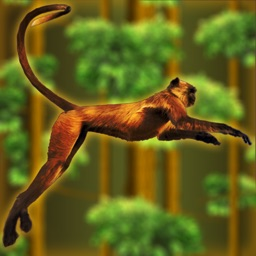 Ape, Chimp and Monkey Banana Quest Fun in the Forest - Free Edition