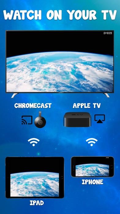 PlanetLapse Space screenshot 2