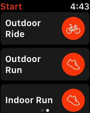Strava GPS Running et Cyclisme Capture d'écran