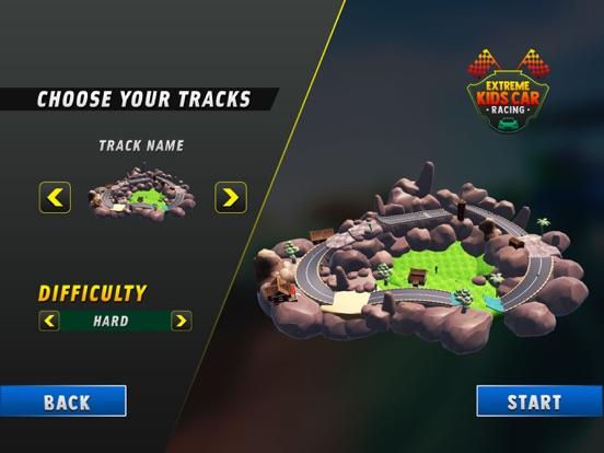 Kids Extreme Car Race 2018 screenshot 10