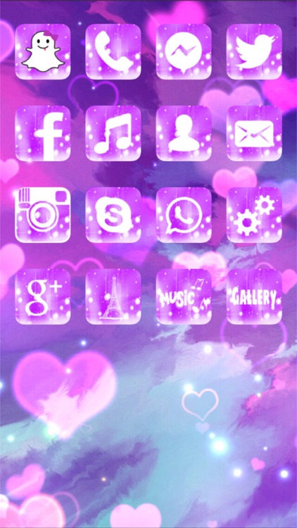 cute icon&wallpaper dressup - CocoPPa screenshot-3