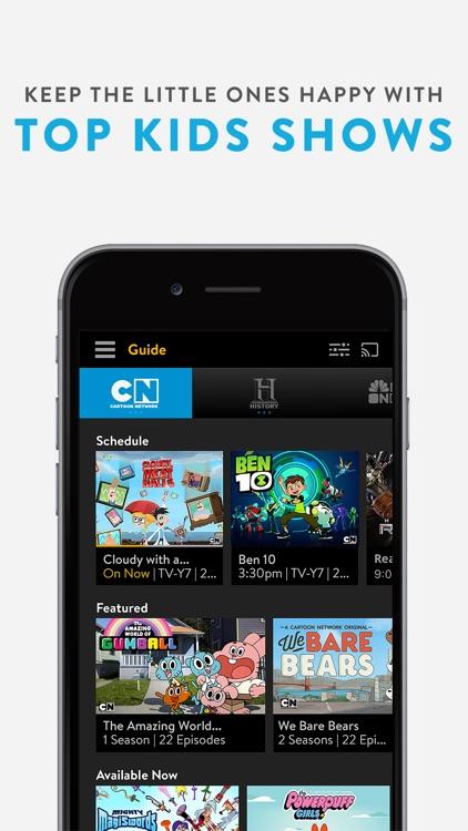 Sling TV screenshot-4