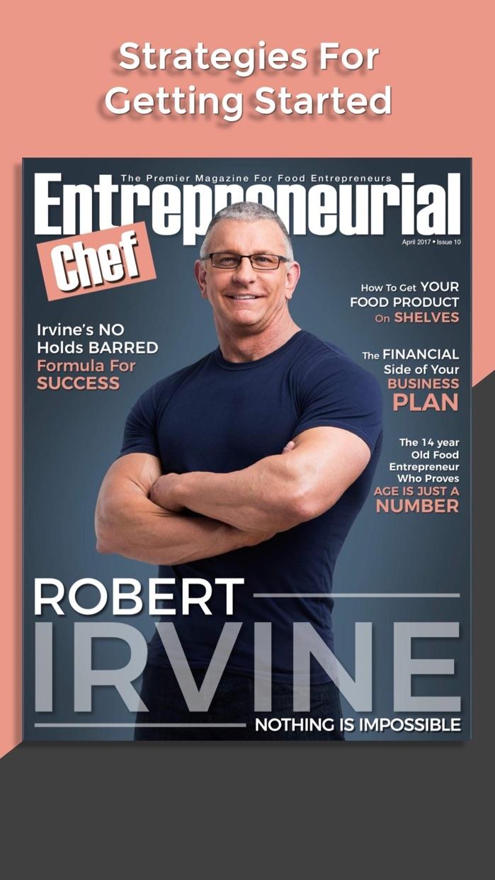 Entrepreneurial Chef Screenshot