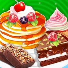 Activities of Dessert Food Cooking Mania
