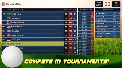 Golf Superstar screenshot 7