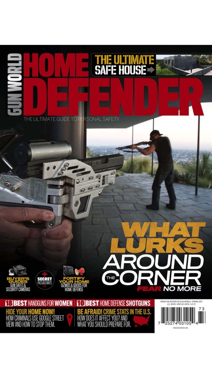 Gun World's Home Defender screenshot-4
