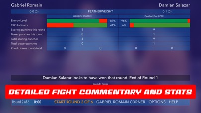 Screenshot for World Title Boxing Manager in United Kingdom App Store