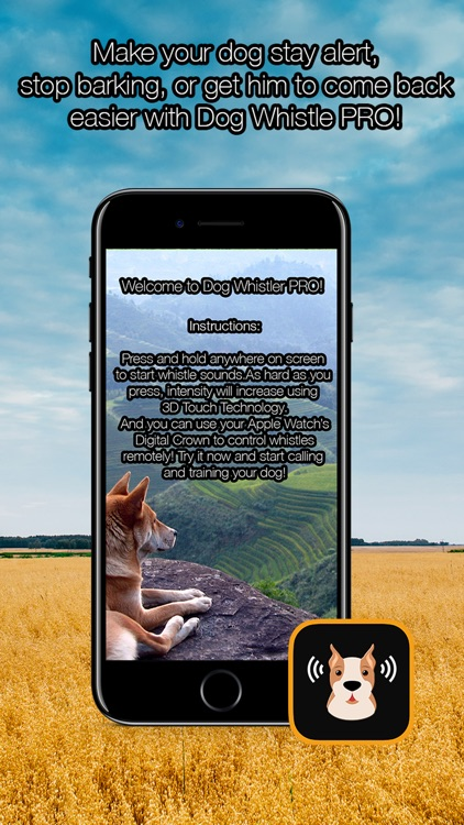 Dog Whistle PRO - Training and Pet Education screenshot-1