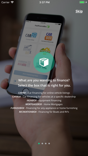 Fast Finance Box on the App Store