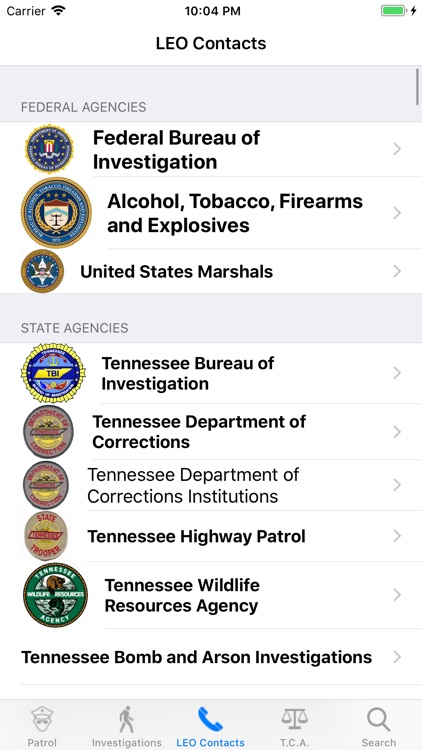 Tennessee LEO screenshot-2