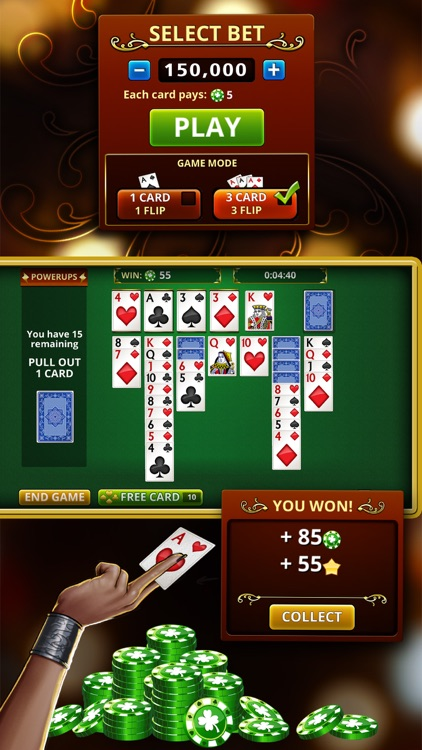 Vegas Solitaire Classic