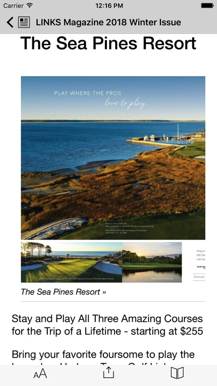 LINKS, The Best Of Golf® screenshot-4