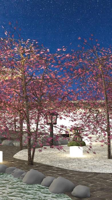 脱出ゲーム Hakone 桜舞う箱根の温泉癒しの和室紹介画像3