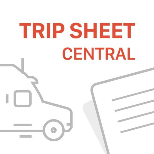Trip Sheet Central iOS App