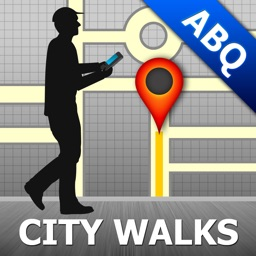 Albuquerque Map & Walks (F)