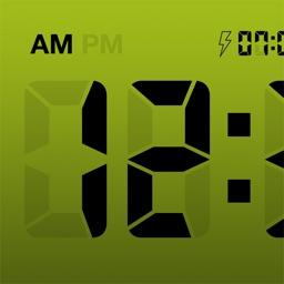 LCD Clock - Clock & Calendar