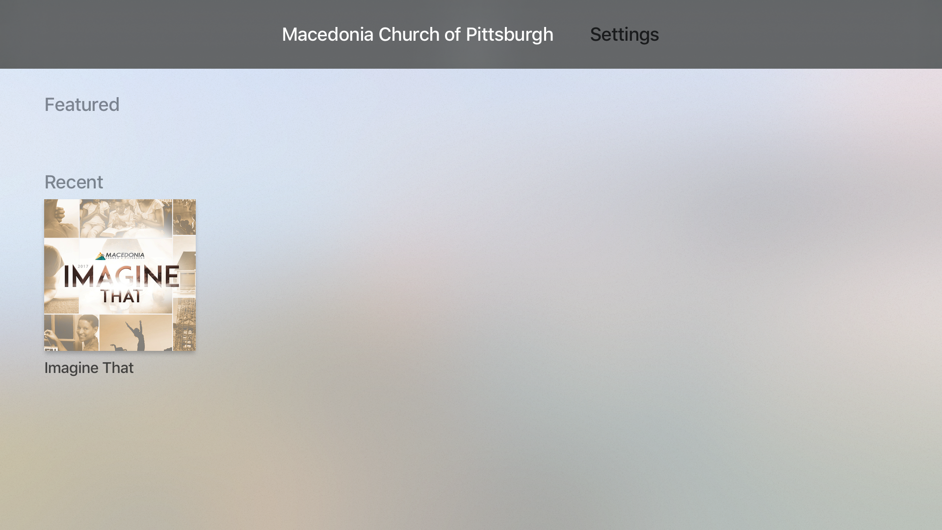 Macedonia Church of Pittsburgh screenshot 7