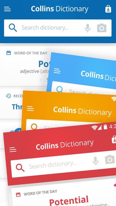 Collins Latin Dictionaryのおすすめ画像3