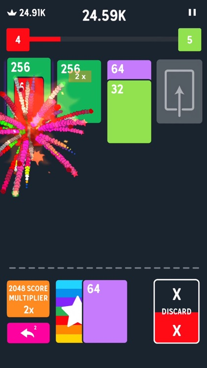 Twenty48 Solitaire screenshot-7