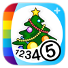 Color by Numbers - Christmas + - Kedronic UAB Cover Art