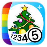 Color by Numbers - Christmas + Hack Online Generator  img