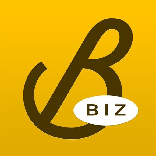 BooksyBIZ: Track Your Business application logo