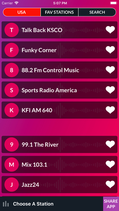 Live FM - World Radio Stations