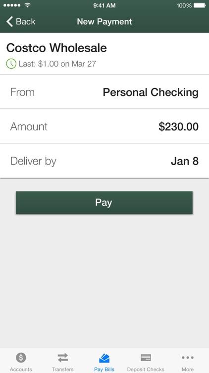 NEFCU Mobile App screenshot-3