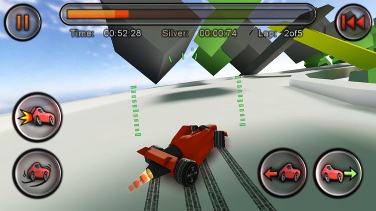 Jet Car Stunts screenshot-0