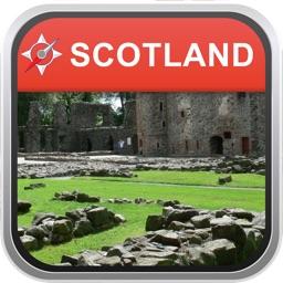 Offline Map Scotland: City Navigator Maps