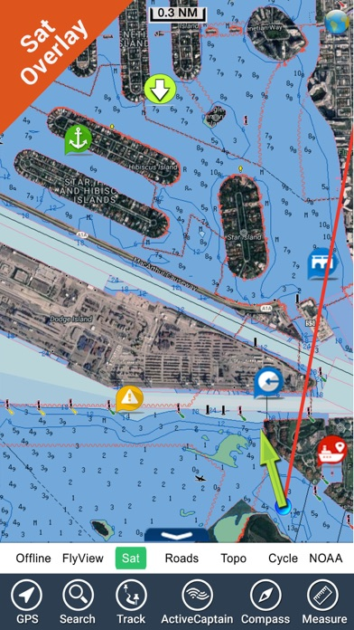 Boating Usa Gps Nautical Chart review screenshots