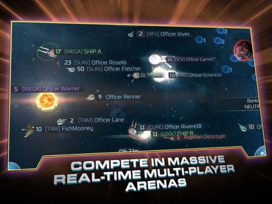 Star Trek Fleet Command screenshot #3