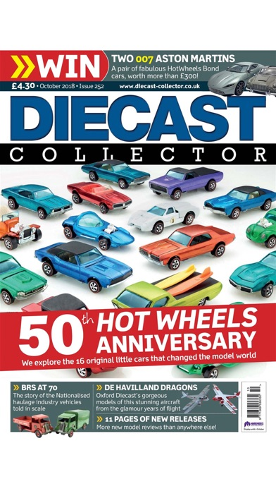 Diecast Collector App Download Apps Store App Stow