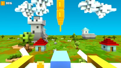 Flying Blocks Screenshot 2