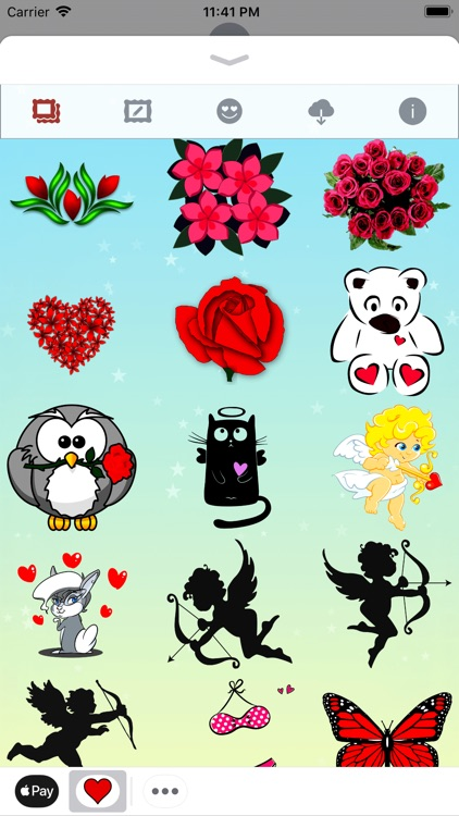 I Love You • Stickers & Emoji screenshot-6