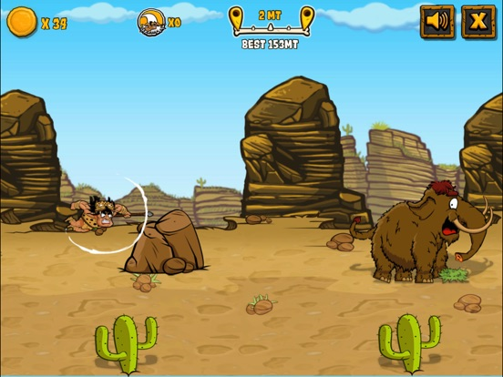 Caveman Hunt screenshot 9