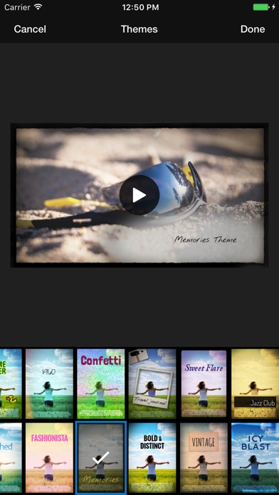 Wevideo Movie Video Editor review screenshots