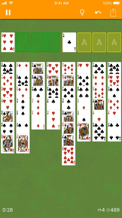 Freecell 2018 screenshot-1