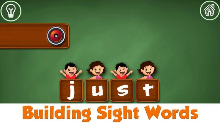 Sight Words Pre-K to Grade-3 screenshot-7