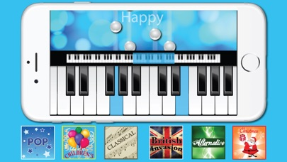 Piano with Songs for Windows