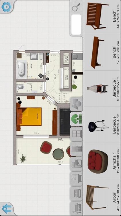 3D Interior idea Design Studio screenshot-3