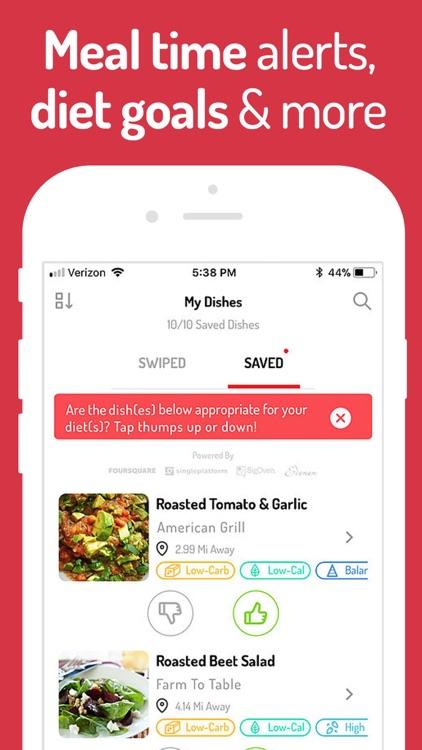 HowUdish: Dieting & Nutrition screenshot-5