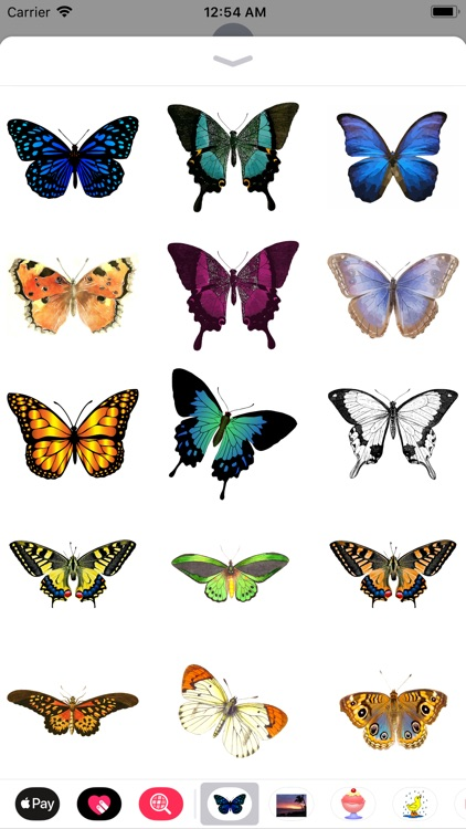 My Butterfly Sticker Pack