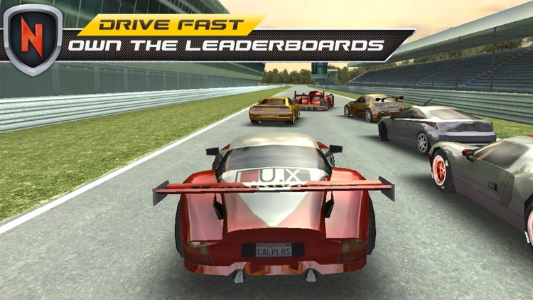 Real Speed: Extreme Car Racing screenshot-3