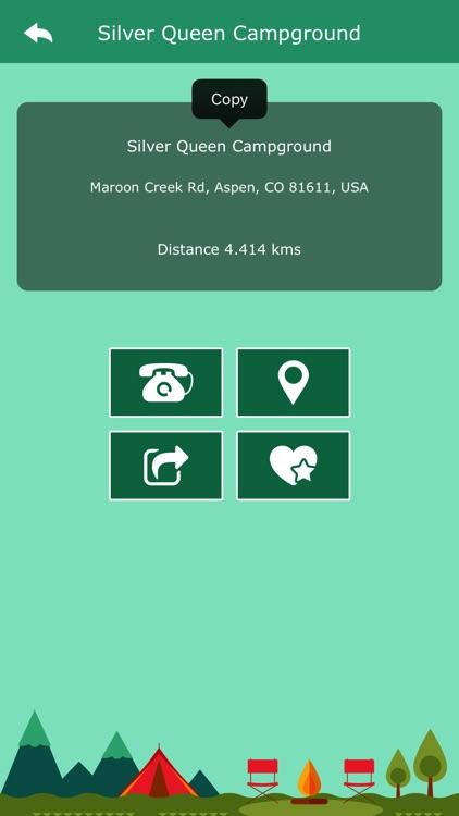 Colorado Campgrounds Guide screenshot-4